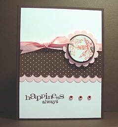 NANCY'S HAPPINESS ALWAYS CARD
