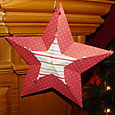 5 DOUBLE POINTED STAR