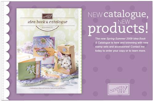 New Catalogue E-card