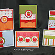 TART & TANGY BOX WITH 5 CARDS