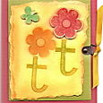 POPPING PASTELS CARD
