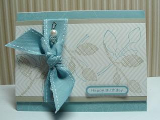 CENTRAL PARK BIRTHDAY CARD