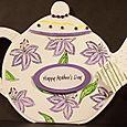 Spring tea cup
