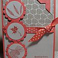 SCALLOPED FALL CARD