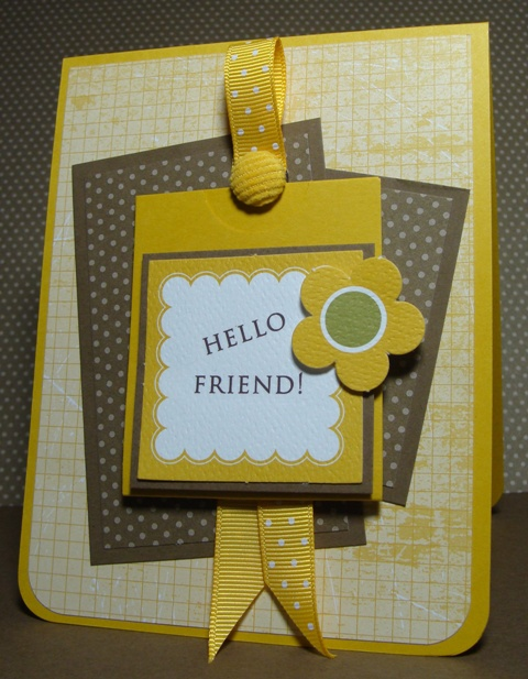 HELLO FRIEND 1