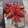FALL LEAVES TREAT BAG