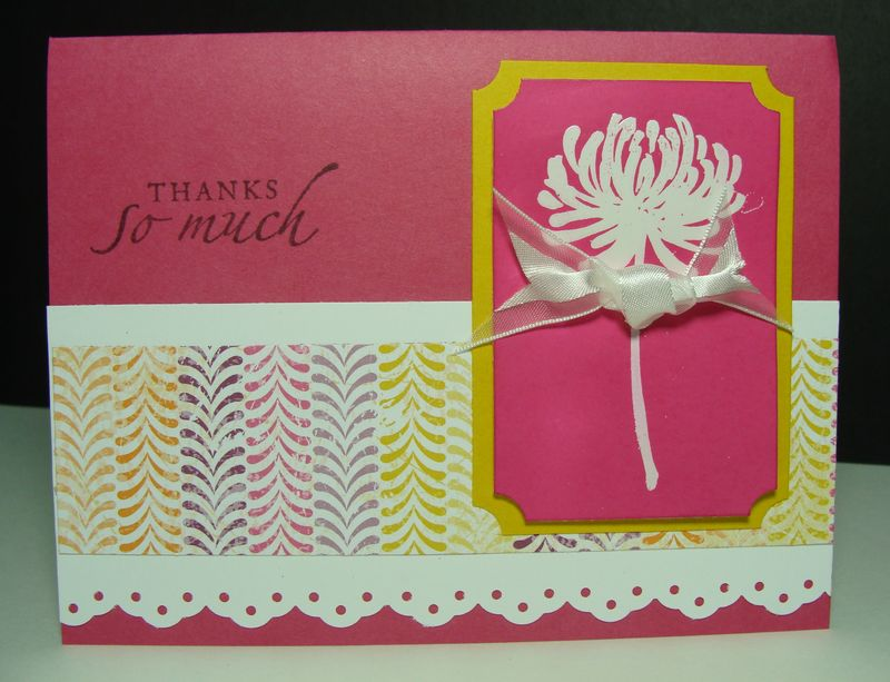 NANCY'S THANK YOU CARD