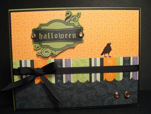 Halloween Color Challenge
