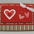 CHRISTMAS COCOA VALENTINE CARD
