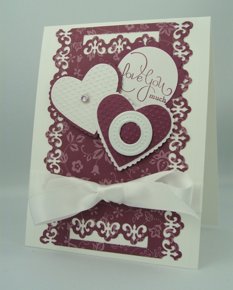 RAZZLEBERRY VALENTINE CARD