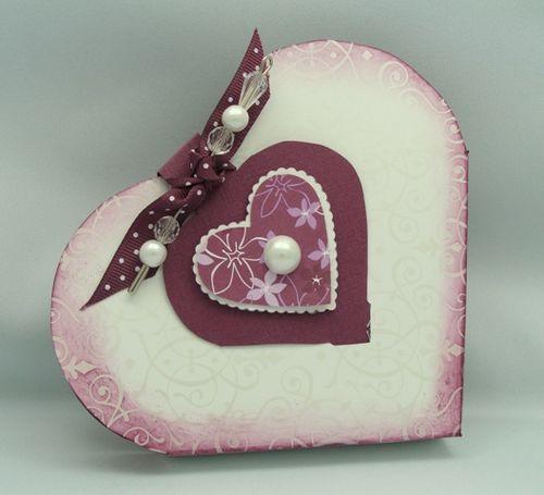 BRIDE VALENTINE BOX