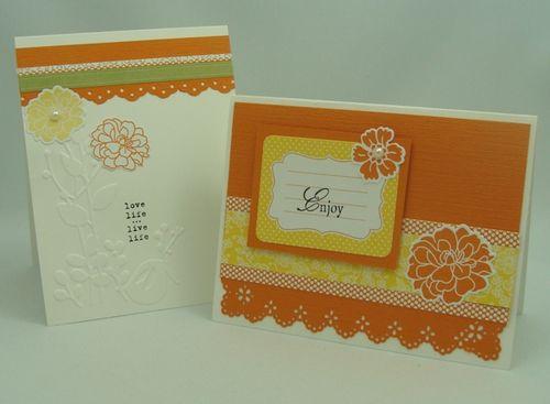 Card 1 & 2