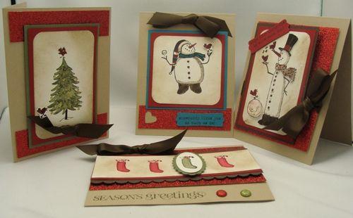 Snow Much Fun Card Set