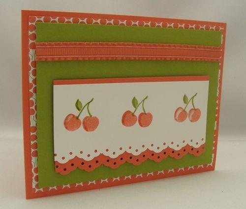 Cherries Card