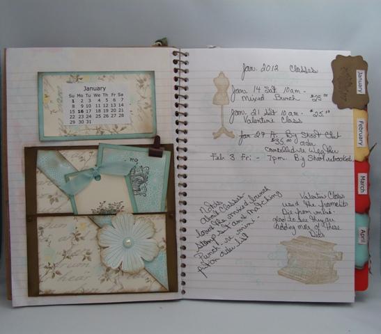 Smash Book Page 4-5