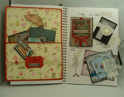 Smash Book Memories Pocket Page