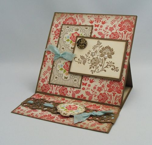 Enchanted Easel Card