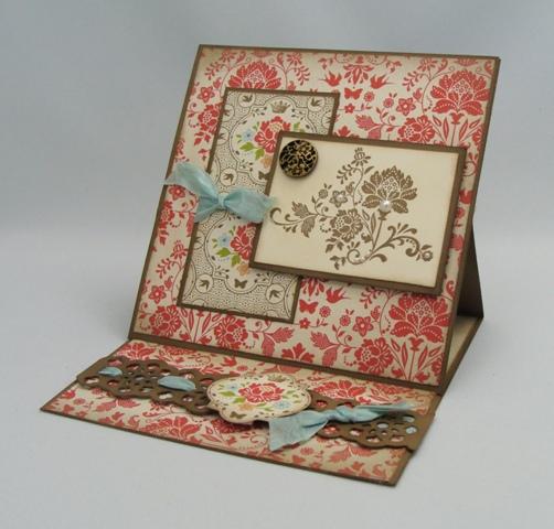 Enchanted Easel Card