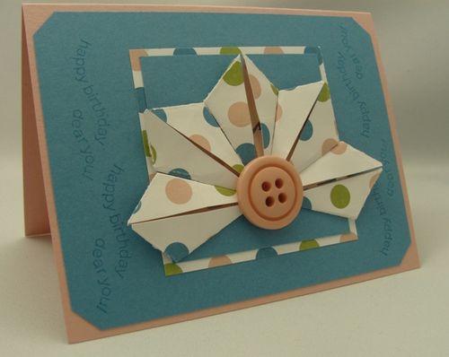 Kite Fold Card