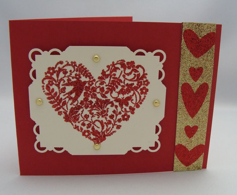 Glitter Valentine
