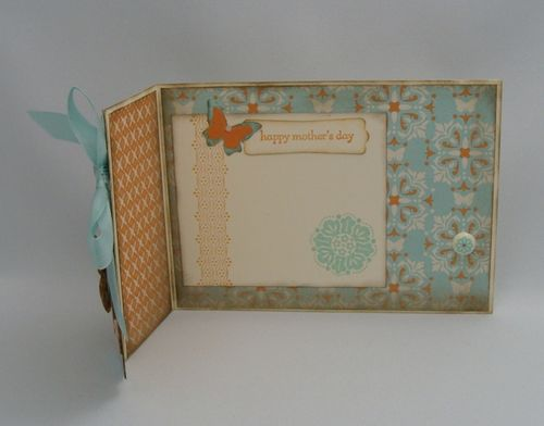 Fancy Frames Enchanted Card Inside