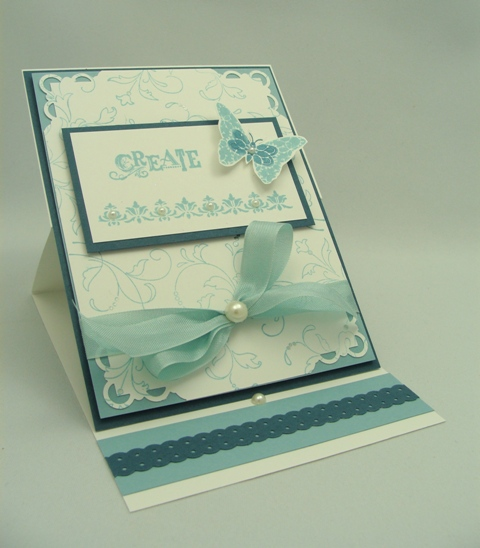 Create Easel Card