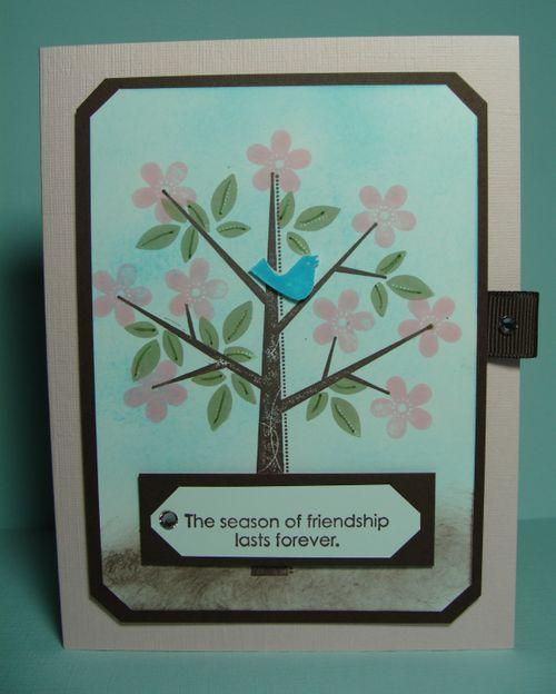Spring Blossoms Tree