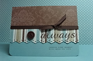 ALWAYS CHERISH CARD